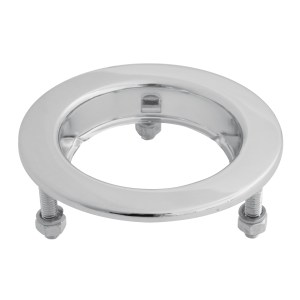 Flange Mount Bezel with Hidden Studs for 2″ Round Light