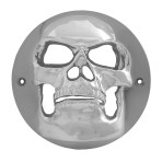 Skull Bezel for 4″ Round Light