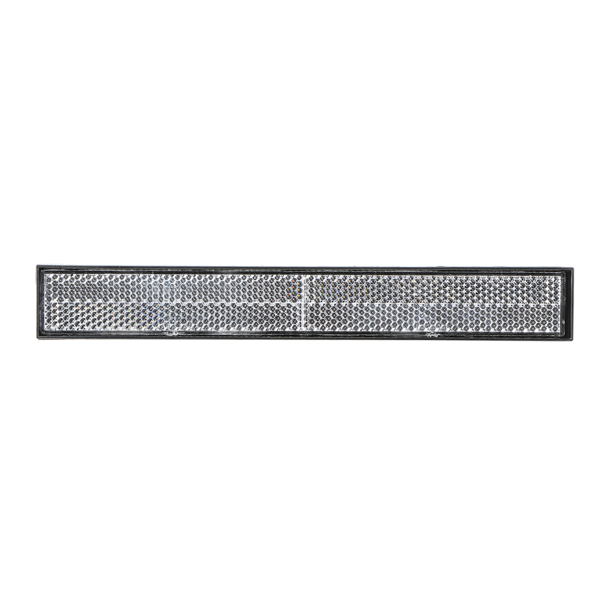 """Grand General 93431 Stick-On Clear 12/"""" Conspicuity Reflector Strip 1 Pack"""