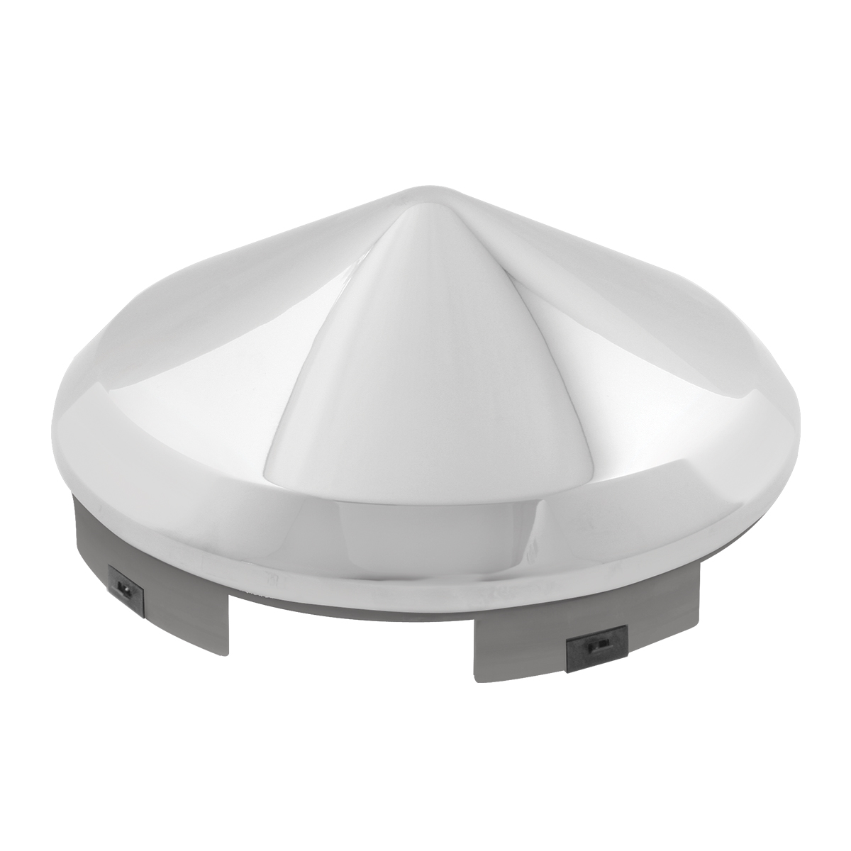 10750/10752 Universal Front Hub Cap in Cone Shape
