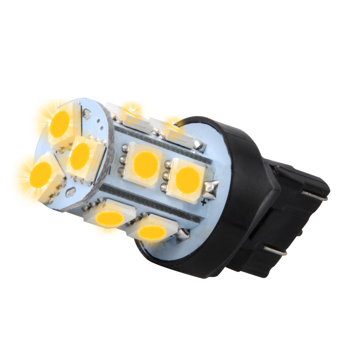 70583 #7443 Tower Style 13 LED Light Bulb