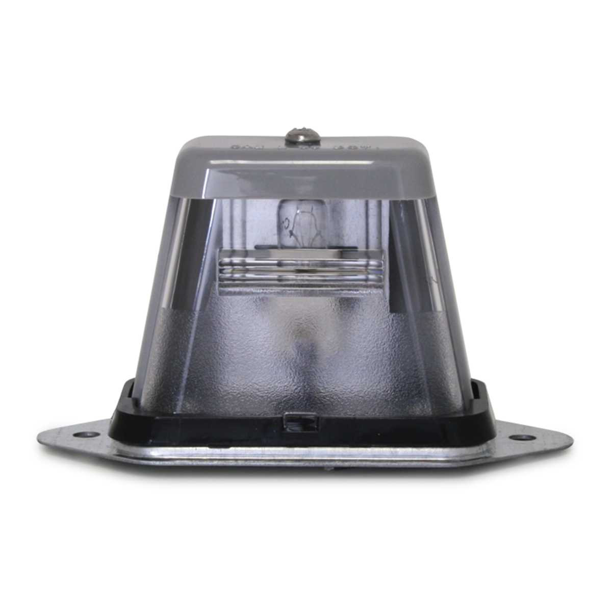 80572 Surface Mount Square License Plate Light