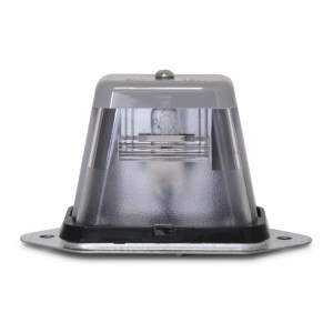 Surface Mount Square License Plate Light