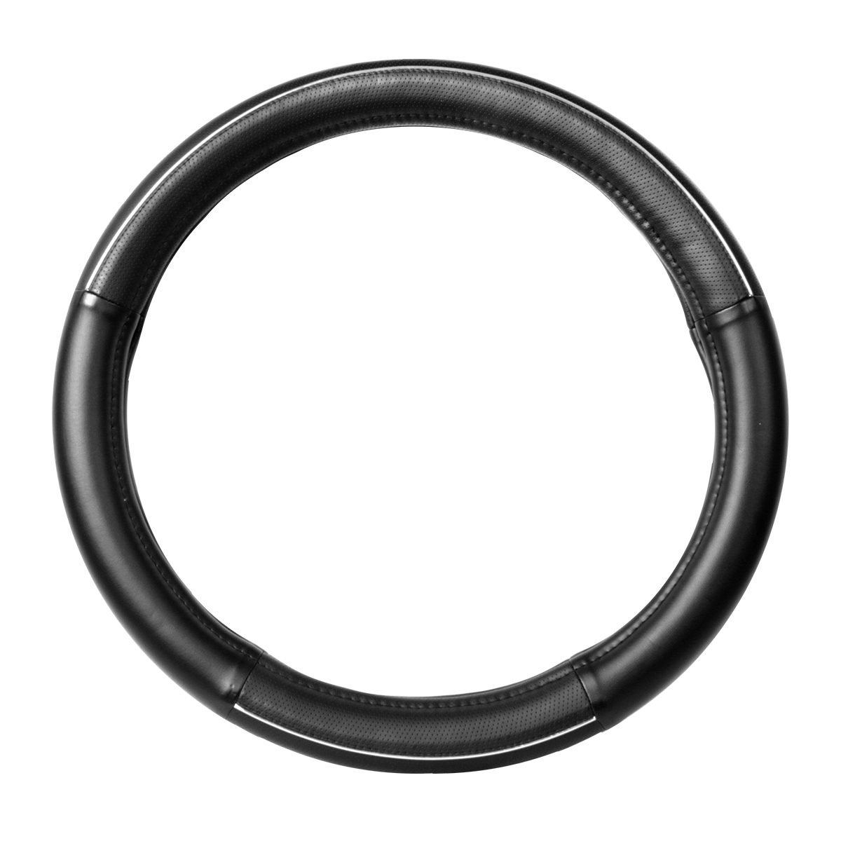 Grand General 54057 Deluxe Plus Series 18 Heavy Duty Steering Wheel Cover for Trucks, Buses, RVs and Utility Vehicles