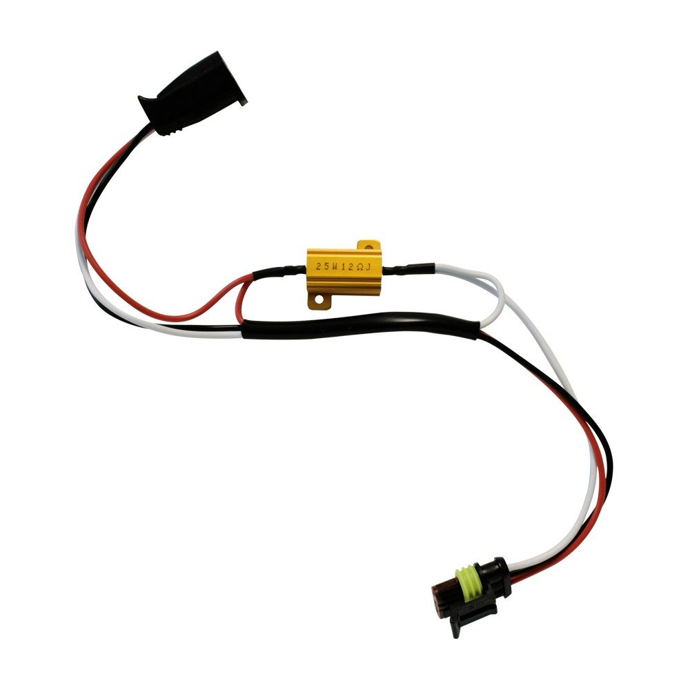 LED Load Resistor/Flasher Equalizer