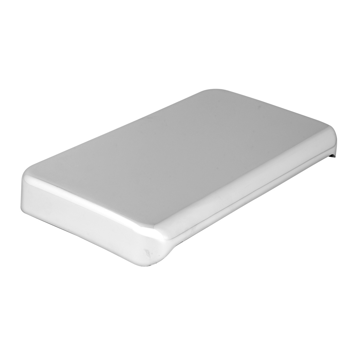 Driver Side Exterior Power Outlet Cover - Angle View