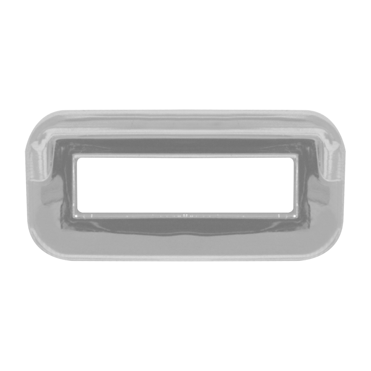 Switch Label Bezel w/ Visor for Peterbilt 2001 & Later