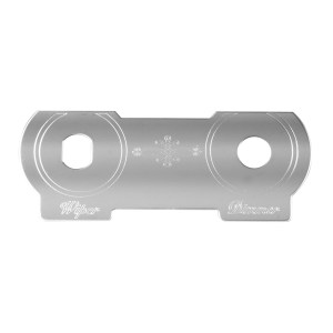 Wiper/Dimmer Dash Plate for Peterbilt 379