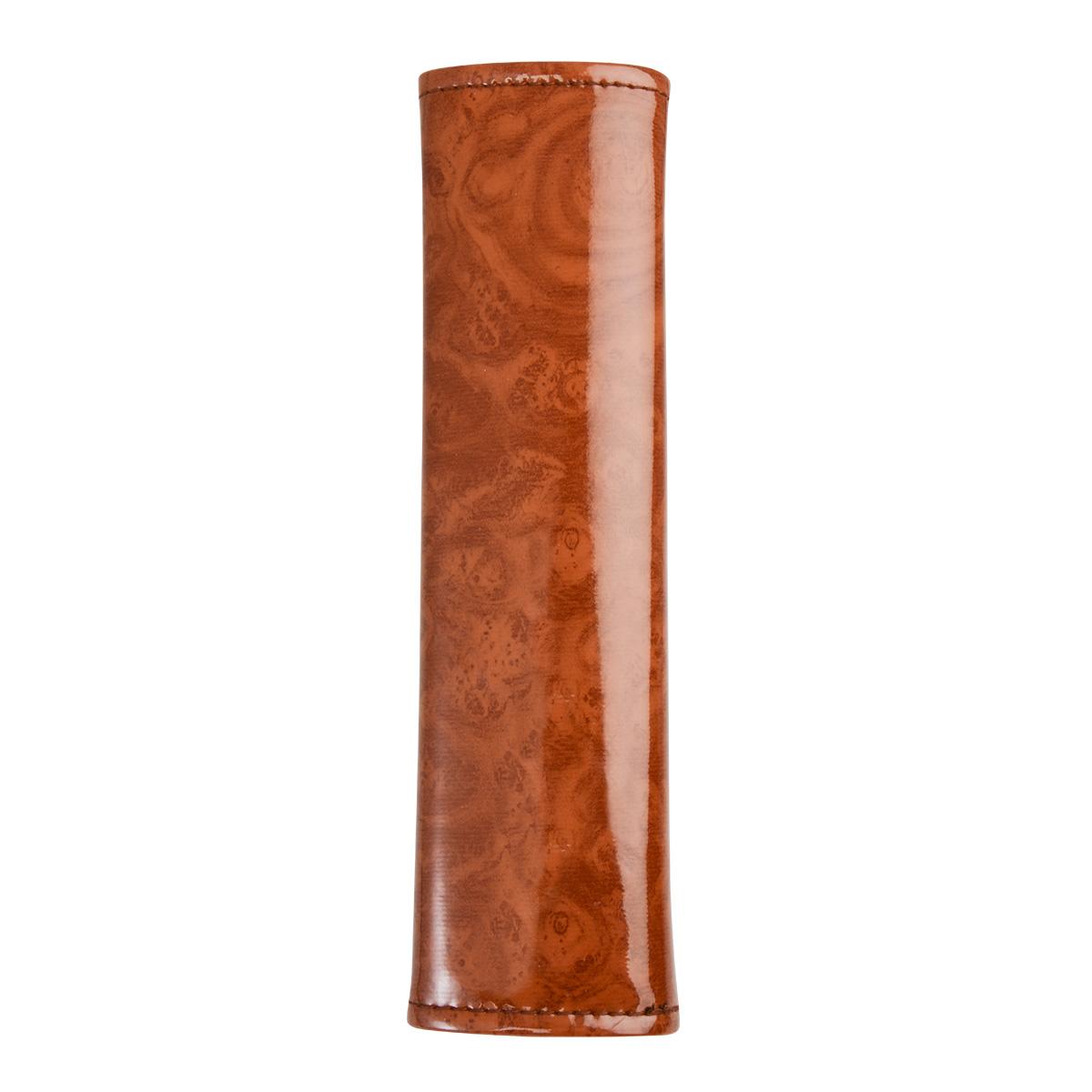 Seat Belt Comfort Pad Cover - Light Wood