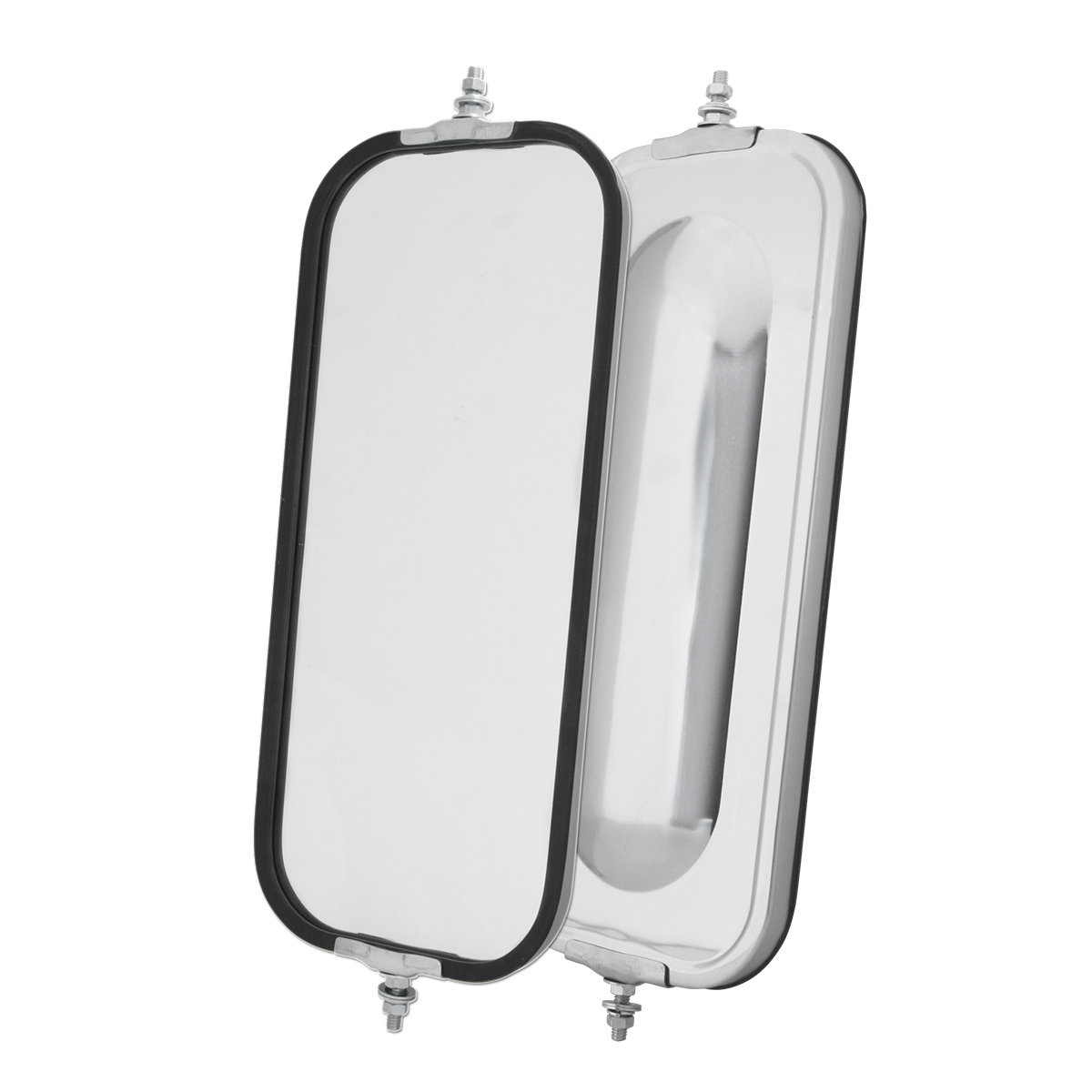 33101 West Coast Mirror in OEM Style with Bubble Back