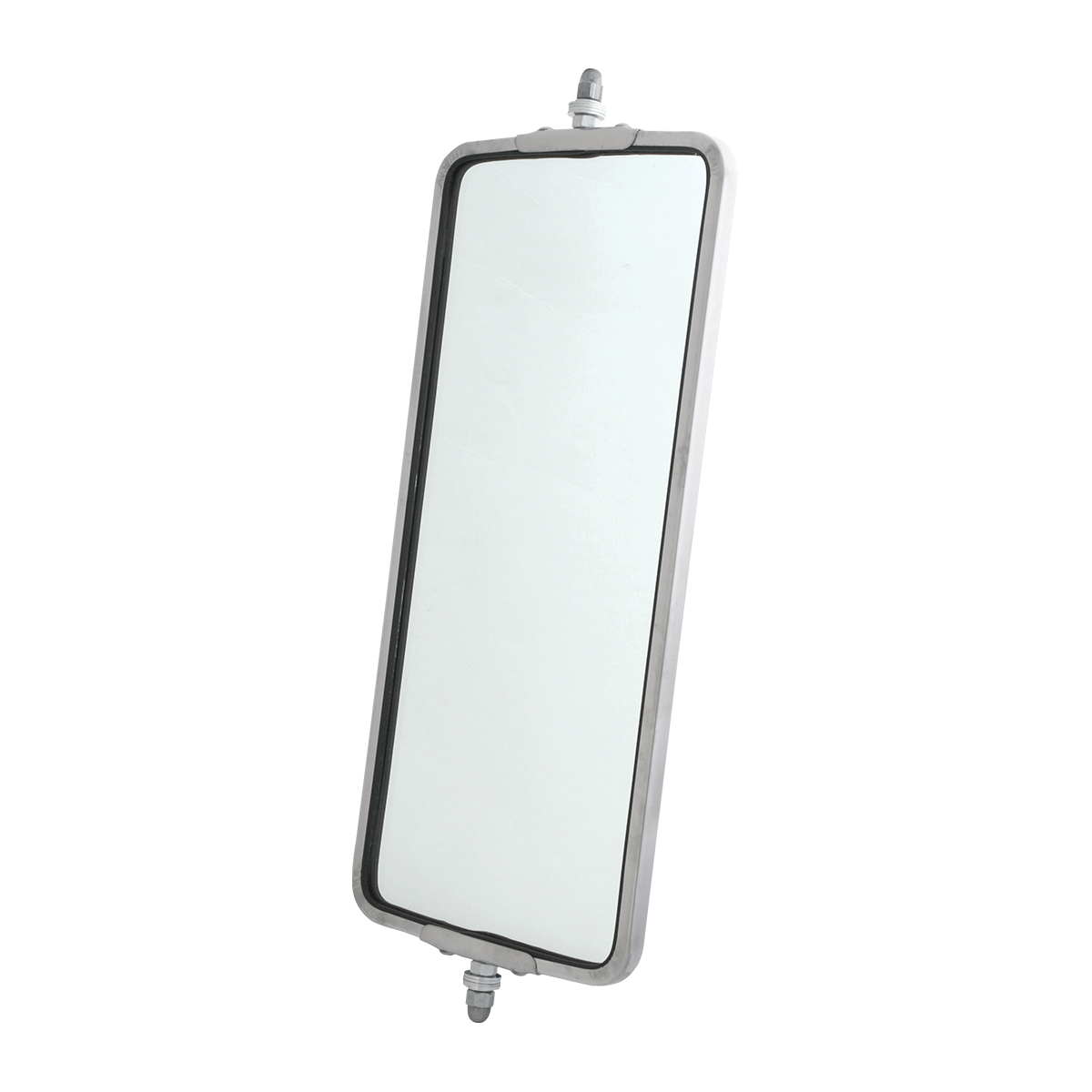 33310 OEM Style Stainless Steel West Coast Mirror with Heating Function