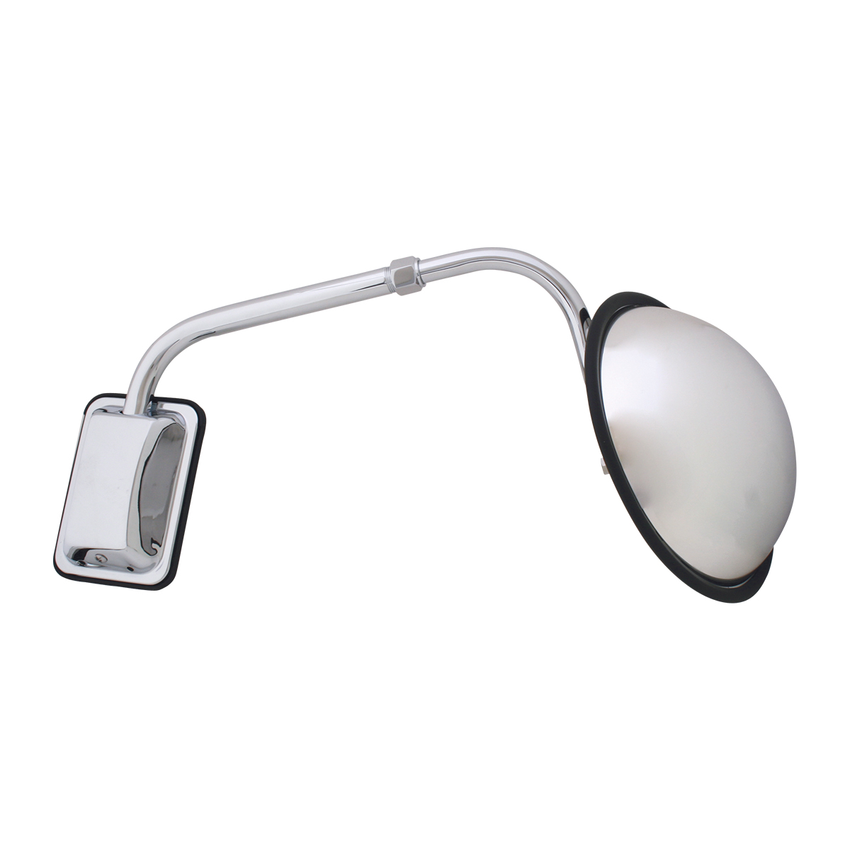 """Hood Mount 8.5"""" Wide Angle Convex Mirror Assembly"""