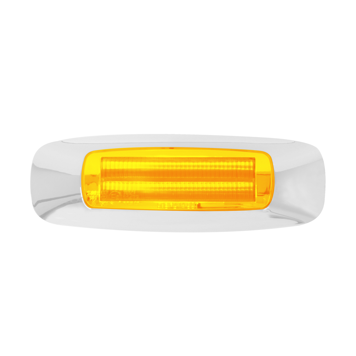 "74730 4-5/8"" Dual Function Rectangular Prime LED Light"