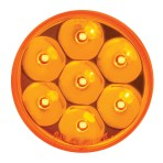 2-1/2″ Pearl LED Marker Light
