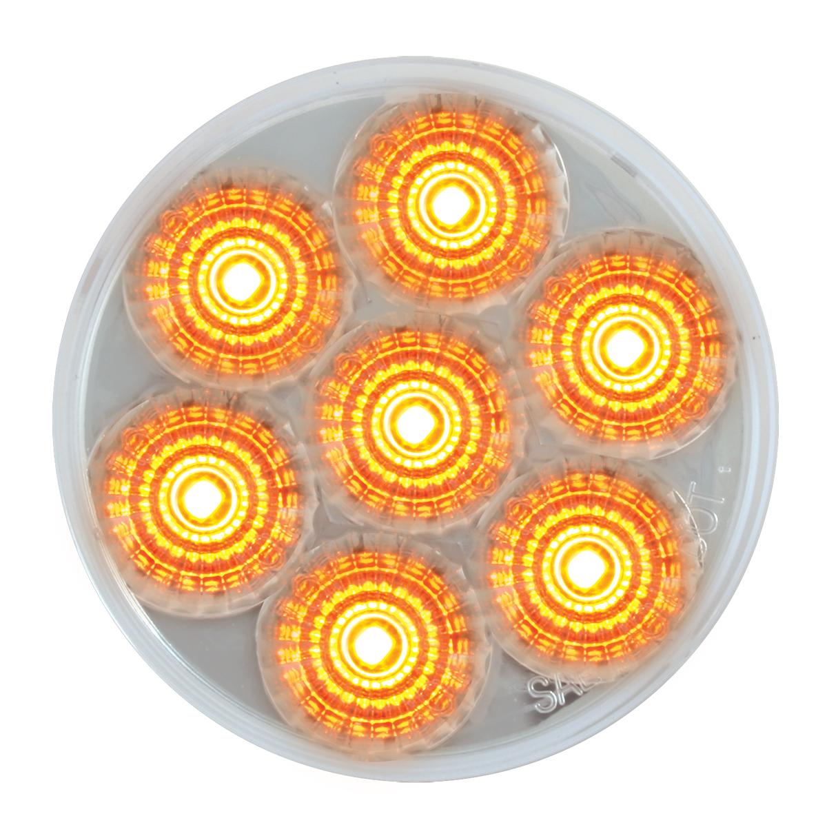"76666 2-1/2"" Dual Function Spyder LED Light"