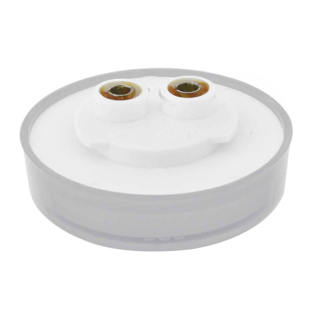 """2-1/2"""" Spyder LED Marker Light in Clear Lens"""