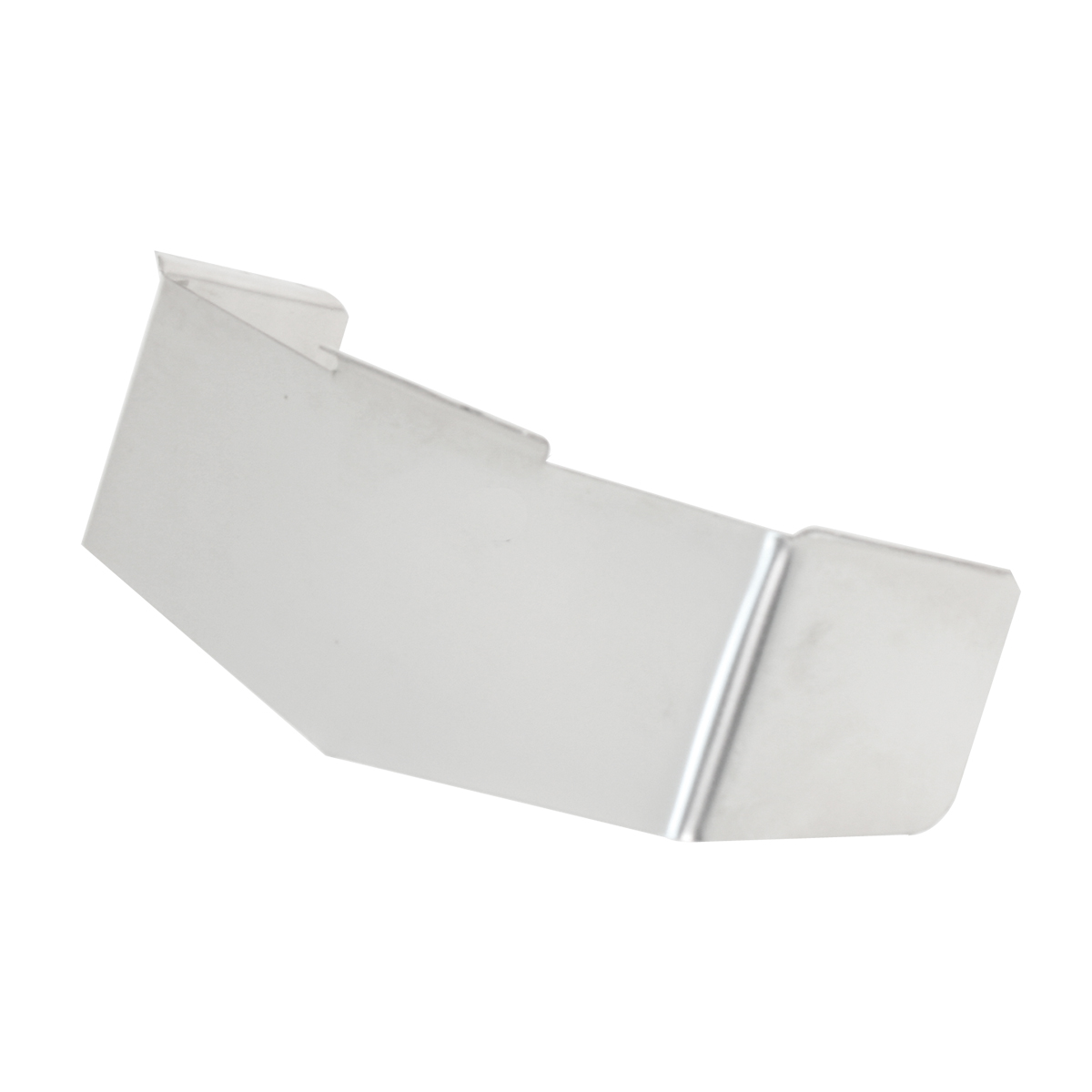 92490 Dual Rectangular Headlight Visor