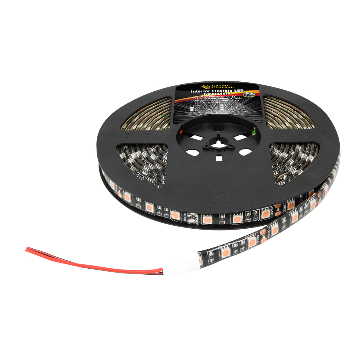 Interior flexible cuttable led strip light grand general auto interior flexible cuttable led strip light mozeypictures Choice Image