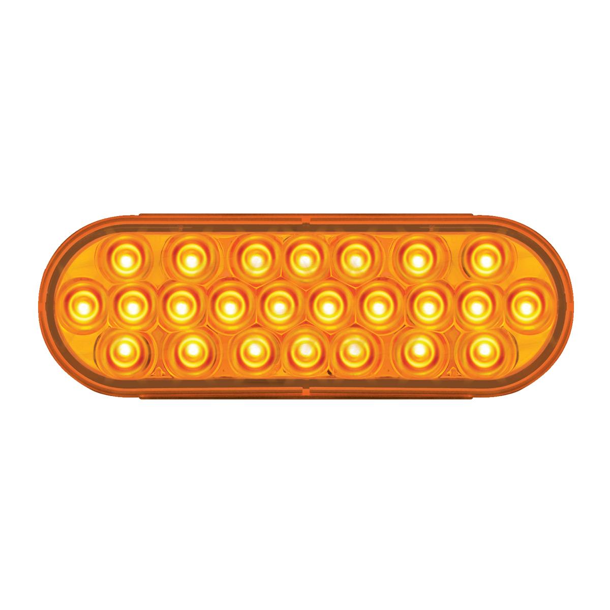 75100 24V Oval Pearl LED Light