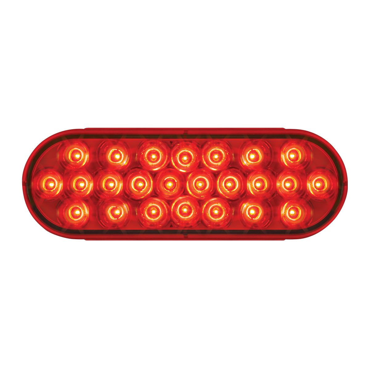 75101 24V Oval Pearl LED Light