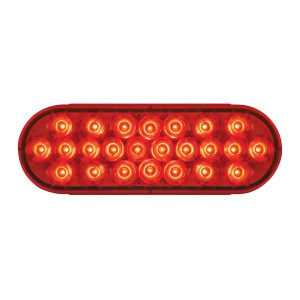 12/24V Multi-Voltage Oval Pearl LED Light