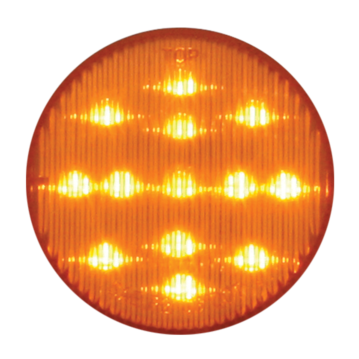 "75120 24V 2-1/2"" Round Fleet Marker Light"