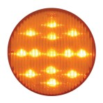24V 2-1/2″ Round Fleet Marker Light
