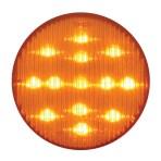 24V 2-1/2″ Round Fleet Marker Light