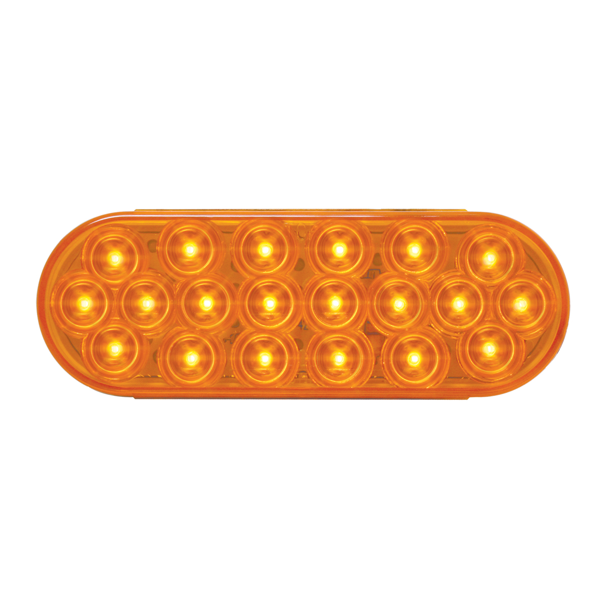75080 24V Oval Fleet LED Light