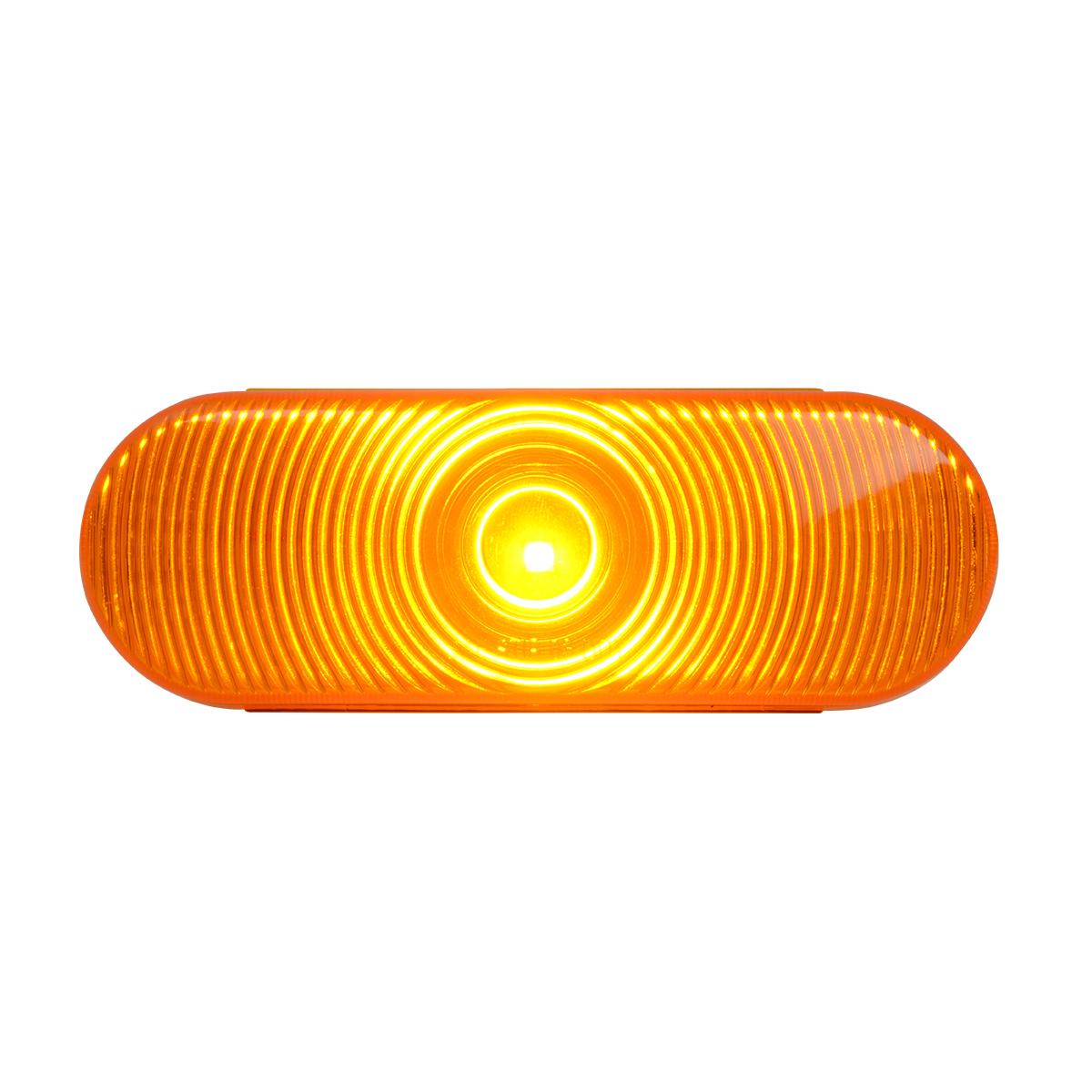 75850 Oval Single High Power LED Sealed Light