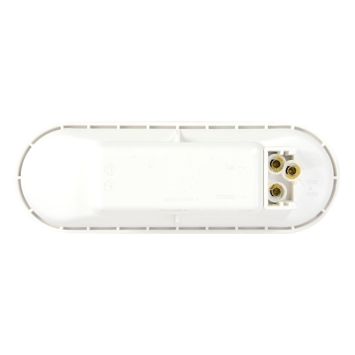 Oval Single High Power LED Sealed Light