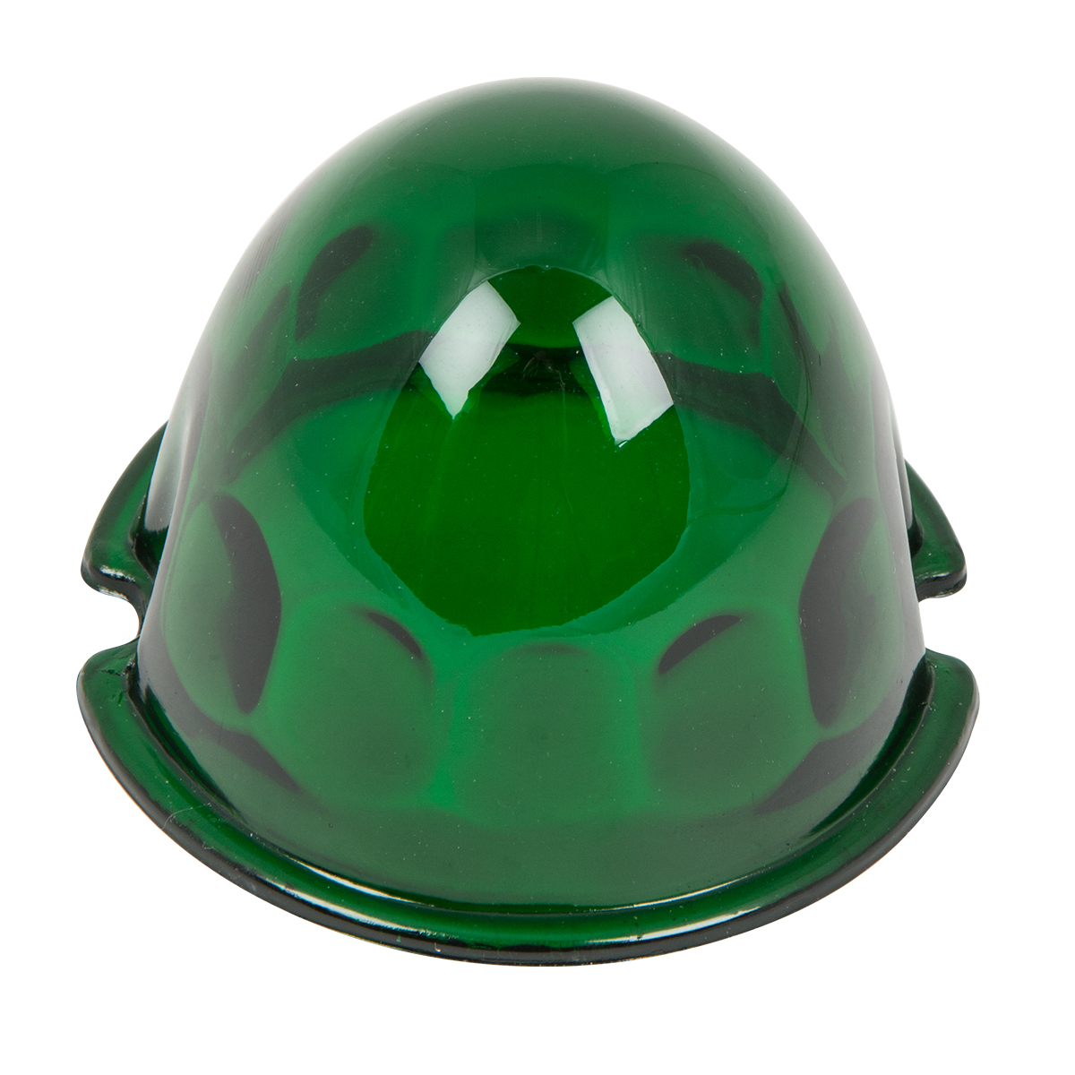 "3.5"" Regular Color Glass Lens - Green"