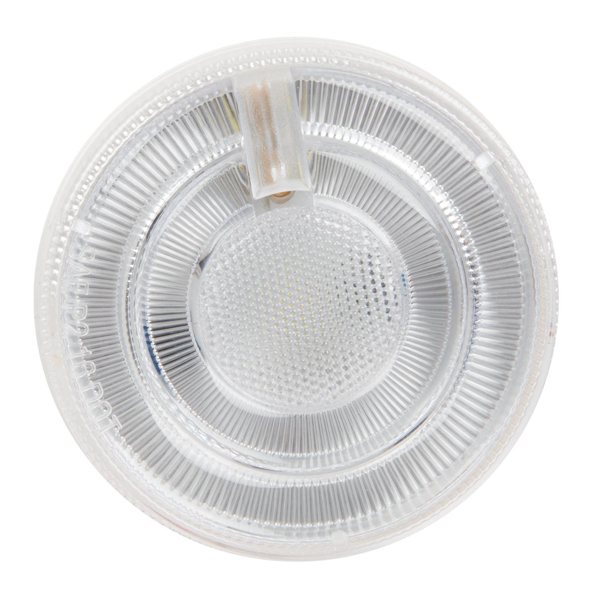 """2-1/2"""" Prime LED Marker Light in Clear Lens"""