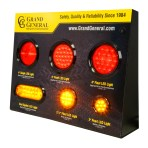 Mixed LED Series Light Display