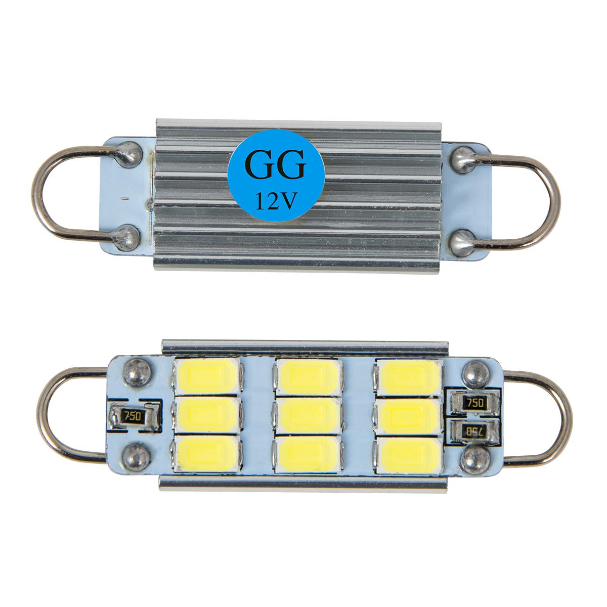 70631 561 Dome Type 9 High Power LED Light Bulb