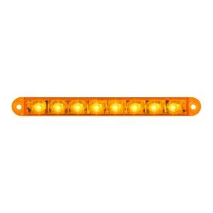 6.5″ Flush Mount Pearl Marker & Turn LED Light Bar