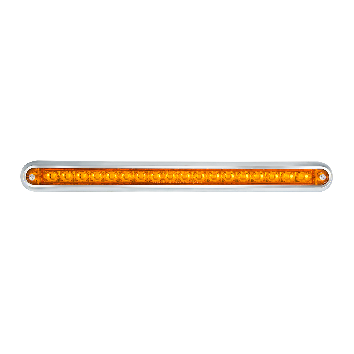 74790 12″ Surface Mount Pearl Marker & Turn LED Light Bar