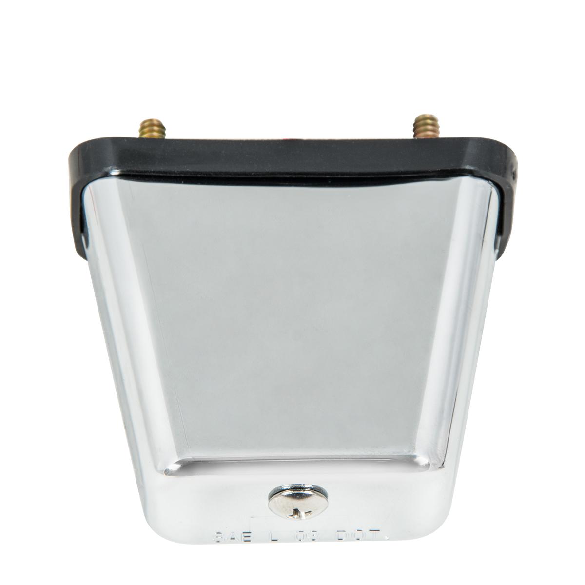 81736 Rectangular License LED Light with 2 Studs