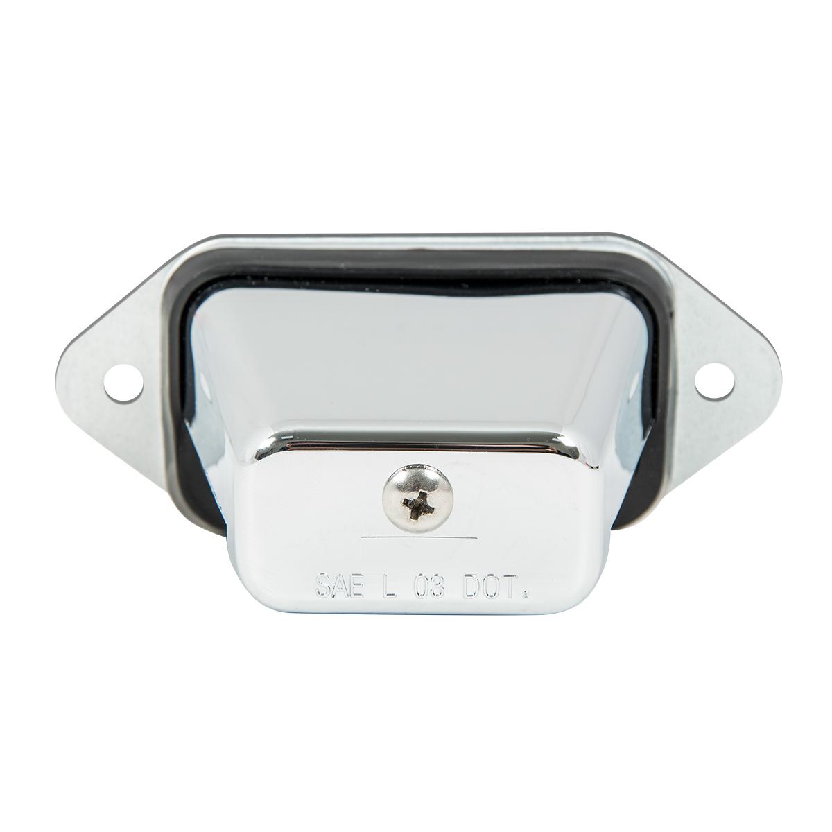 81737 Rectangular License LED Light w/ Surface Mount Screws