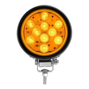 4″ Ruggedized Mega 10 LED Light