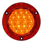 4″ Fleet LED with Reflector Ring Flange Mount Light