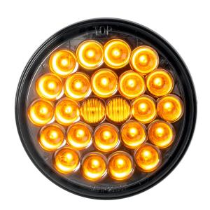 4″ LED Sealed Pearl LED Light Smoke Lens