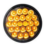4″ LED Sealed Pearl LED Light Smoke Lens