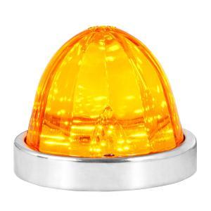 Classic Watermelon Surface Mount LED Light Turn/Marker Light