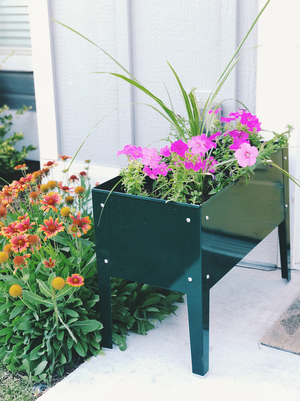 Raised Planter Box Kits