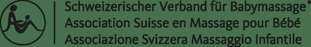 logo de l'association suisse en massage pour bébé