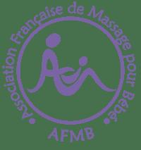 logo de l'association française de massage pour bébé