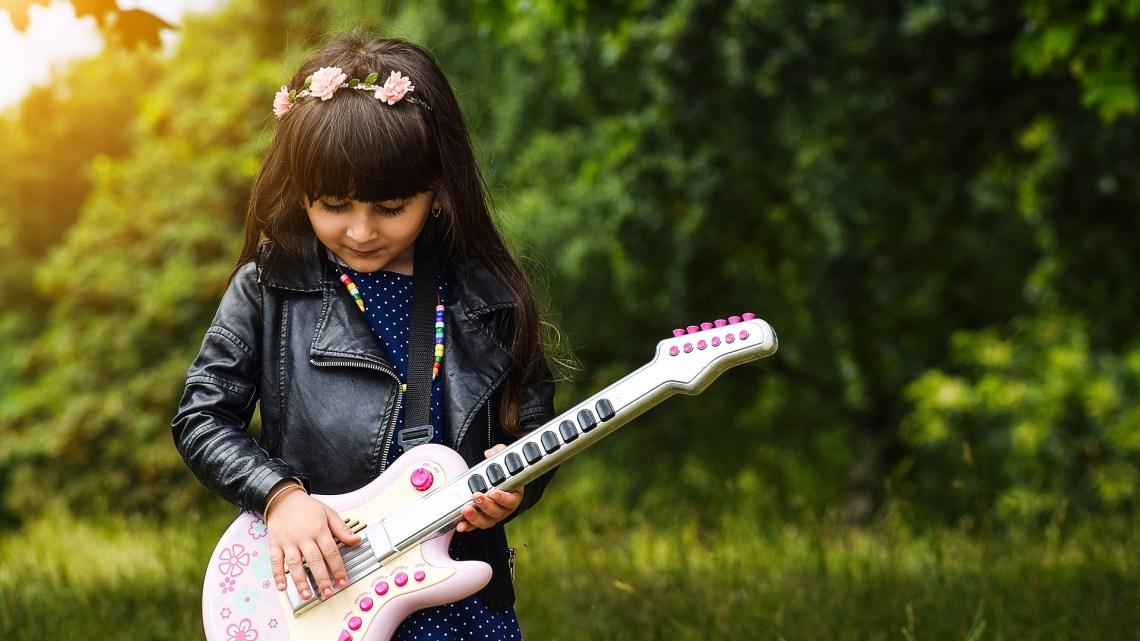 Les 3 raisons qui poussent les enfants à créer