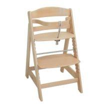 une chaise évolutive qui permet à l'enfant d'avoir l'autonomie nécessaire au quotidien