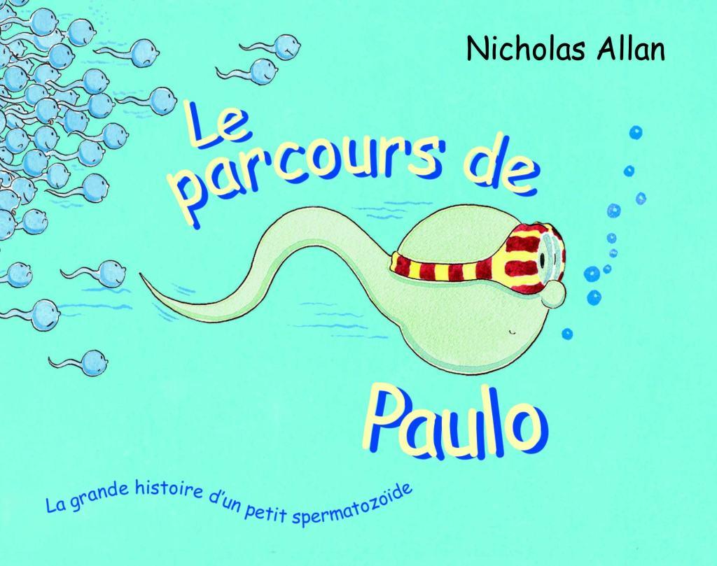Les livres pour préparer l'aîné à l'arrivée d'un bébé : Le parcourt de Paulo.